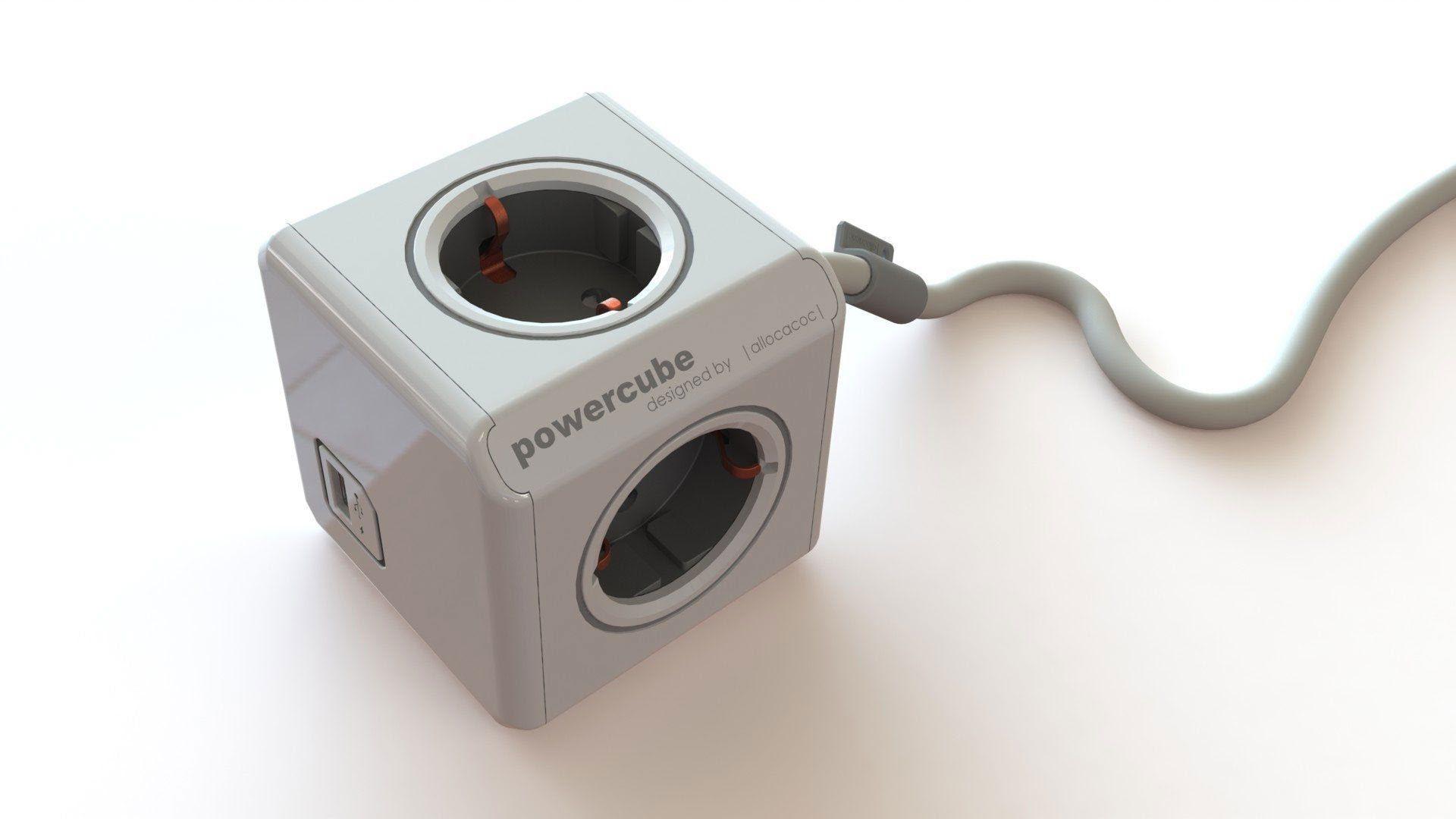Allocacoc PowerCubes