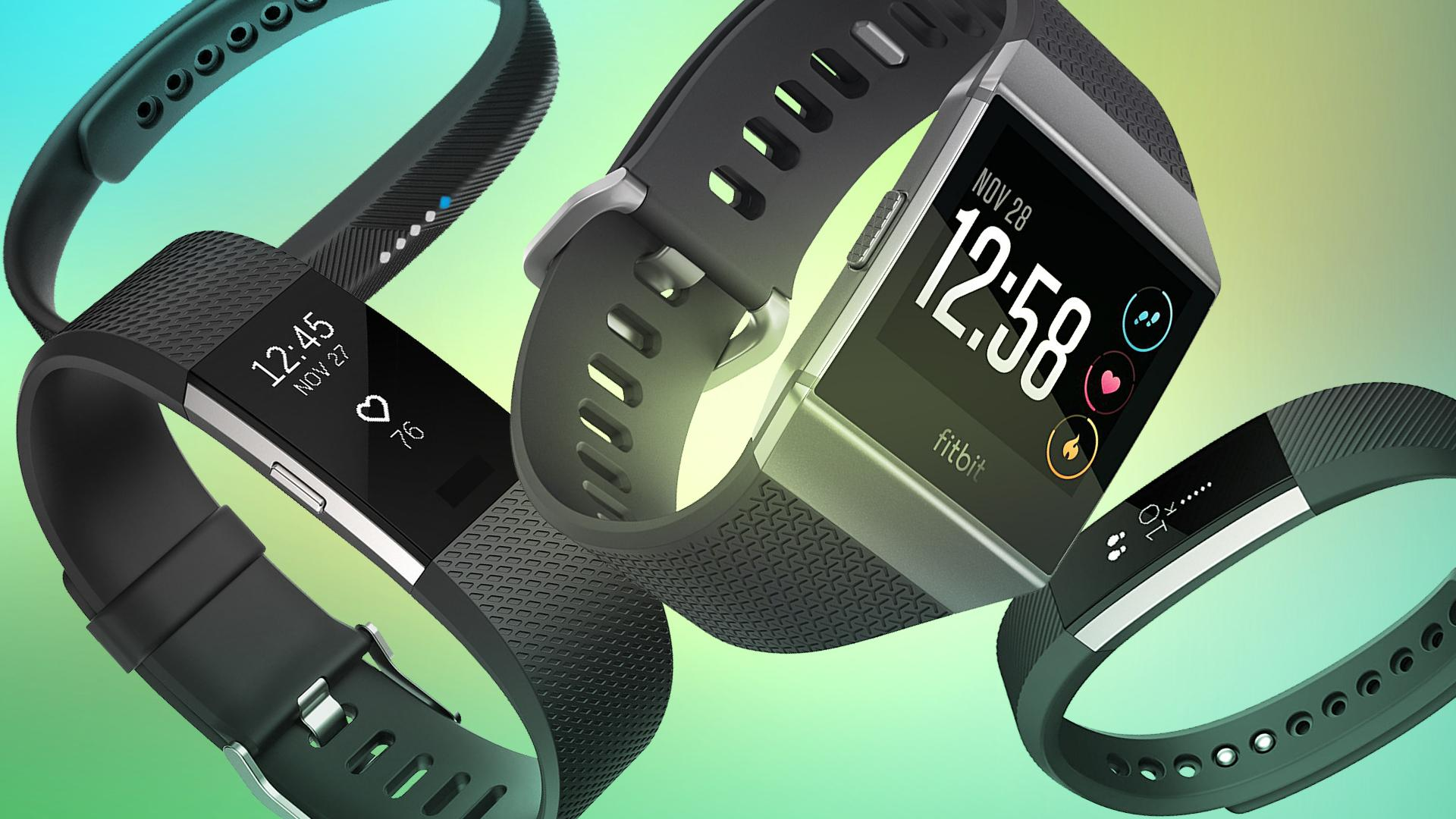 Fitbit Activity Trackers and Smartwatches