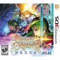 3DS Etrian Odyssey Nexus (Nintendo 3DS)