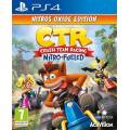 Crash Team Racing: Nitro-Fueled (Nitros Oxide Edition) (PS4)