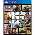 Grand Theft Auto V - GTA V (PS4)