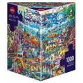 HEYE 29839 Berman - Μαγική θάλασσα Puzzle (1000 pcs)