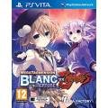 MegaTagmension Blanc Plus Neptune Vs Zombies (PS Vita)