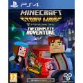 Minecraft Story Mode A Telltale Games Series The Complete Adventure (PS4)