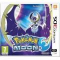 Pokemon Moon (NINTENDO 3DS) Δώρο Random Mini Figure Pokemon