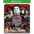 Sleeping Dogs Definitive Edition: Limited Edition (XBOX ONE)