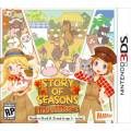 Story of Seasons : Trio Of Towns (Nintendo 3DS)