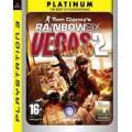 Tom Clancy's Rainbow Six Vegas 2 (Platinum) (PS3)