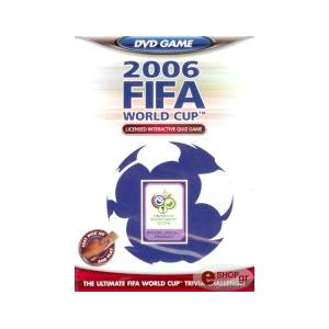2006 Fifa World Cup - Licenced Interactive Quiz Game (PC)