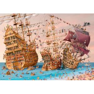 HEYE 29570 Ruyer - Κουρσάροι Puzzle (1000 pcs)