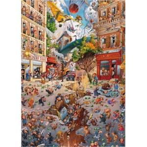 HEYE 29577 Loup - Αποκάλυψη Puzzle (2000 pcs)