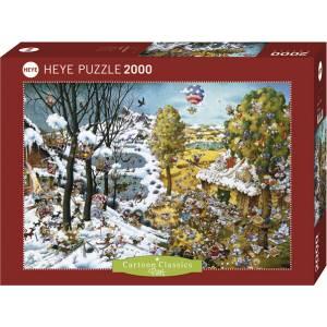 HEYE 29704 Ryba - Παράδεισος Puzzle (2000 pcs)