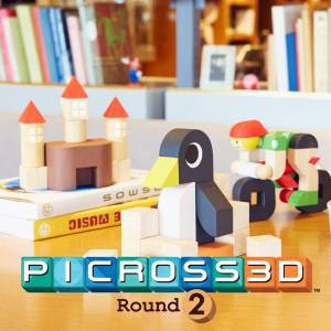 3DS Picross 3D Round 2 (NINTENDO 3DS)