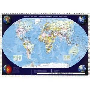 Schmidt 57041 Standard - Η Γη μας Puzzle (2000 pcs)