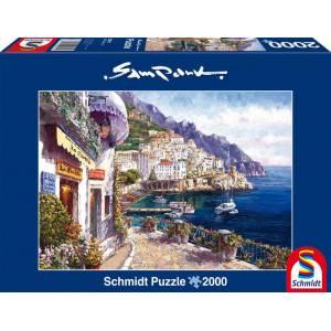 Schmidt 59271 Park - Aμάλφι Puzzle (2000 pcs)