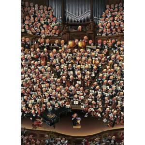HEYE 8660 Loup - Ορχήστρα Puzzle (2000 pcs)