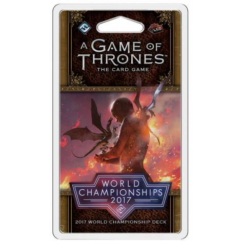 A Game of Thrones LCG – 2017 World Championship Deck