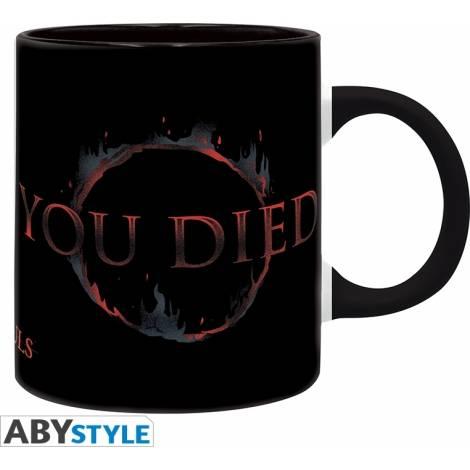 Abysse Dark Souls - You Died 320ml Mug (ABYMUG671)
