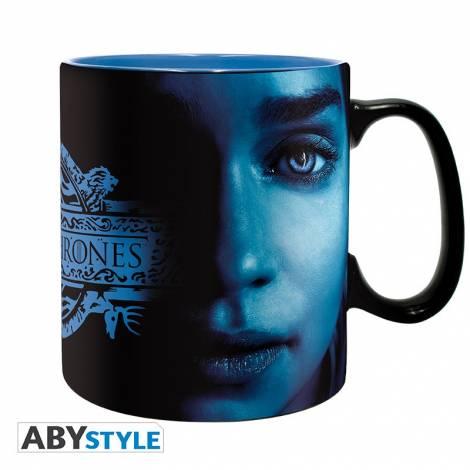 Abysse Game of Thrones - Daeny & Jon 460ml Mug (ABYMUG682)