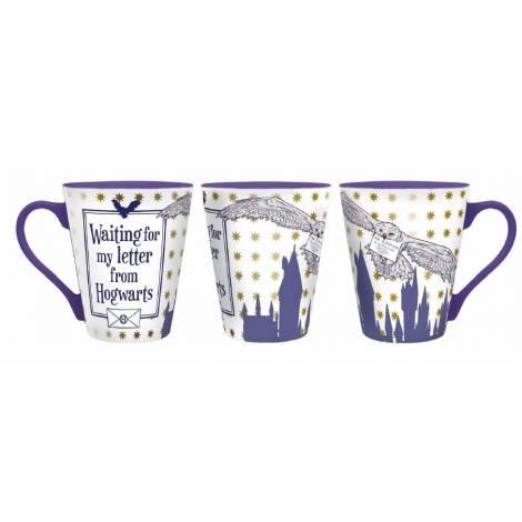 Abysse Harry Potter - Hogwarts Letter 250ml Tea Mug (ABYMUG758)