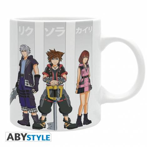 Abysse Kingdom Hearts - Heroes 320ml Mug (ABYMUG687)