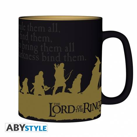 Abysse Lord of the Rings - Group 460ml Mug (ABYMUG713)