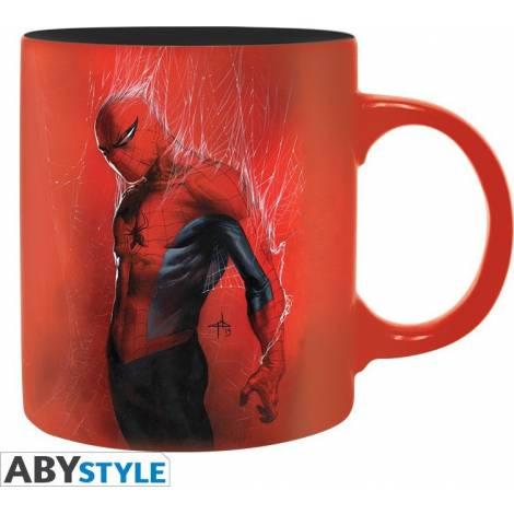 Abysse Marvel - Spider-man 320ml mug (Abymug639)