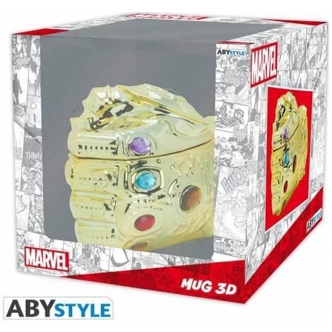 Abysse Marvel - Thanos Infinity Gauntlet 3D Mug (ABYMUG680)