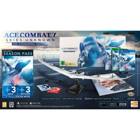Ace Combat 7: Skies Unknown Collector's Edition (PS4)