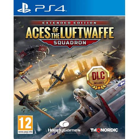 Aces of the Luftwaffe  Squadron Edition (PS4)