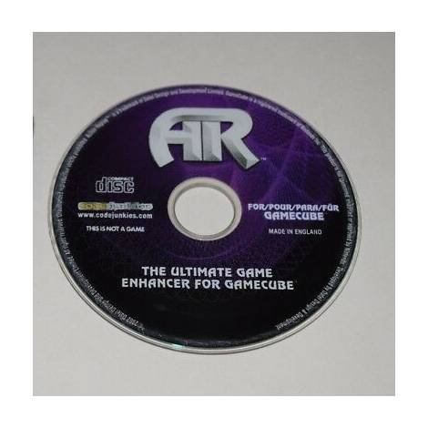 Action Replay (Gamecube)  (CD Μονο)