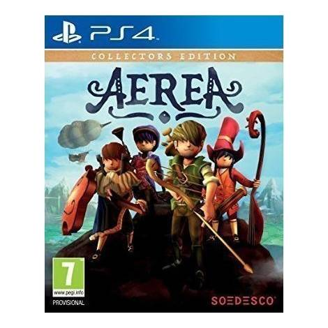 AereA (Collector's Edition) (PS4)