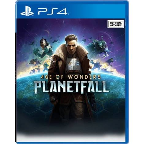 Age of Wonders: Planetfall (Day One Edition) (PS4)
