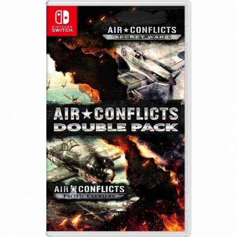 AIR CONFLICTS DOUBLE PACK (Nintendo Switch)