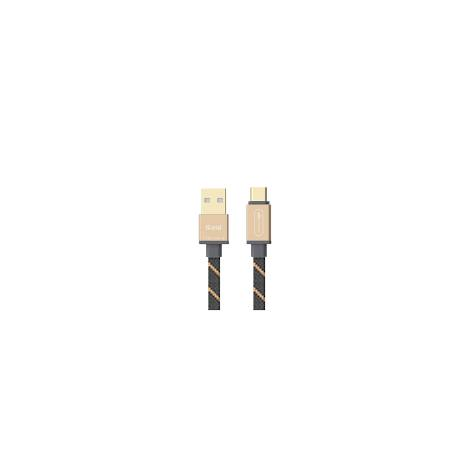 Allocacoc USB Cable Flat 1.5m - Type C