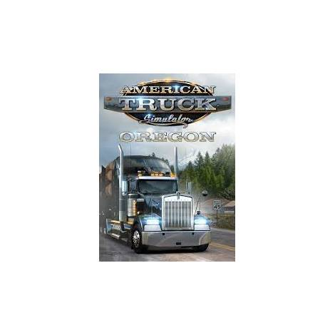 American Truck Simulator - Oregon Add-On (PC)