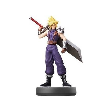 AMIIBO CLOUD NO.57 (SUPER SMASH)