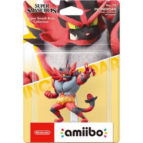 Amiibo Incineroar (Super Smash)