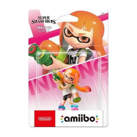 Nintendo Amiibo Super Smash Bros Inkling
