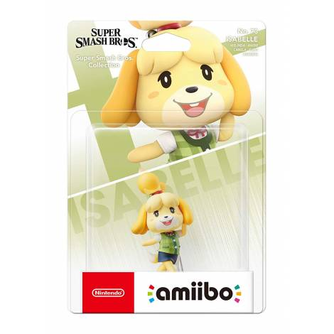 AMIIBO ISABELLE (SUPER SMASH)