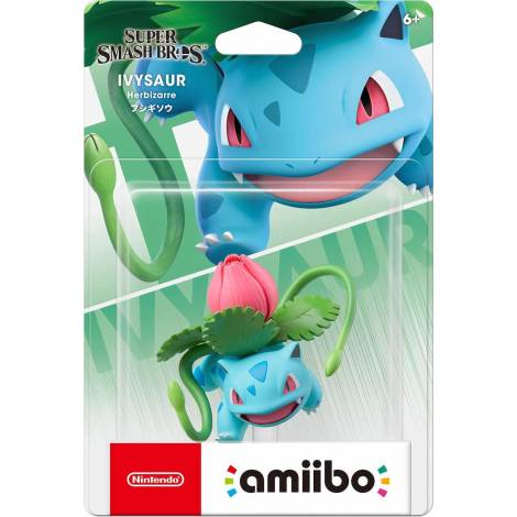 Amiibo Ivysaur (SUPER SMASH)
