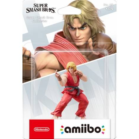 AMIIBO KEN (SUPER SMASH)