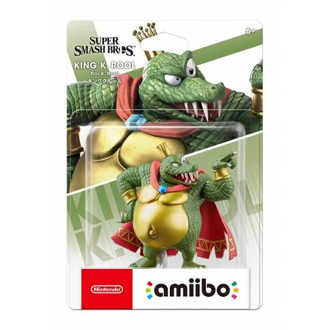 AMIIBO KING K. ROOL (SUPER SMASH)