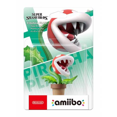 AMIIBO PIRANHA PLANT (SUPER SMASH)