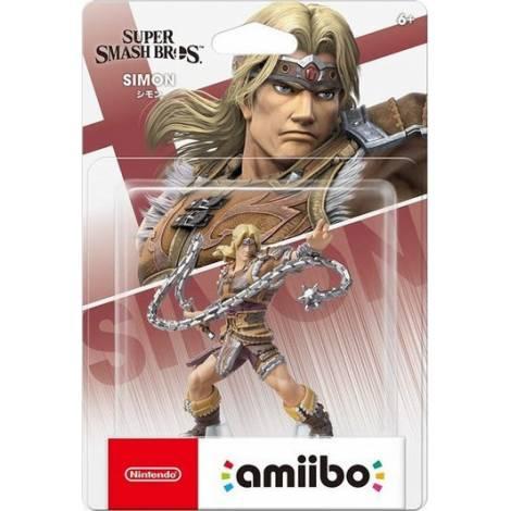 Amiibo Simon Belmont (Super Smash)
