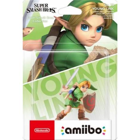 AMIIBO YOUNG LINK (SUPER SMASH)