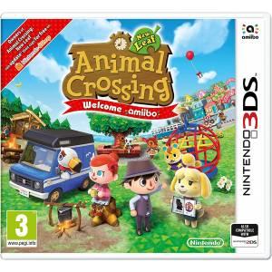 Animal Crossing: New Leaf - Welcome Amiibo! (NINTENDO 3DS)