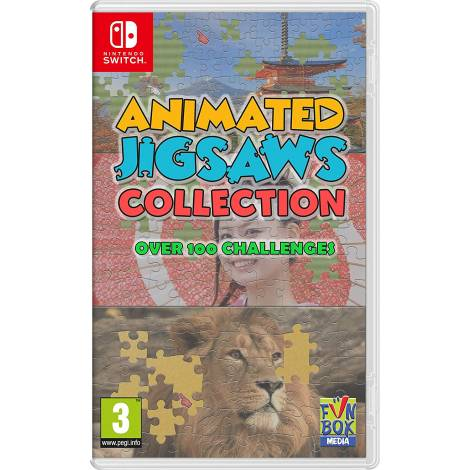 Animated Jigsaws Collection (Nintendo Switch)