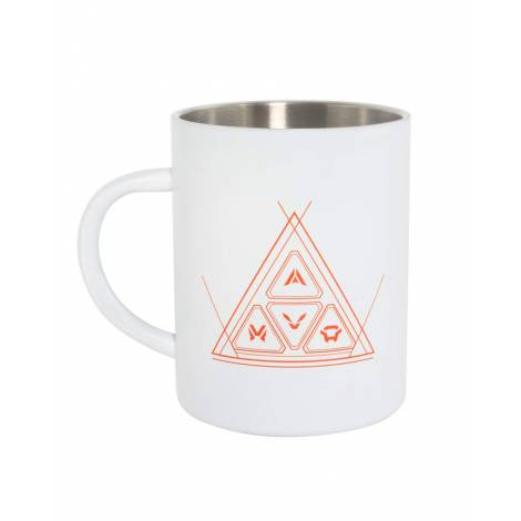 Anthem - White Steel Mug