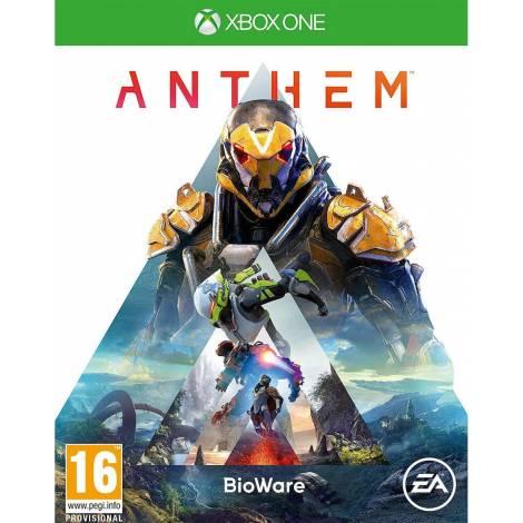 ANTHEM & Pre-Order Bonus (Xbox One)